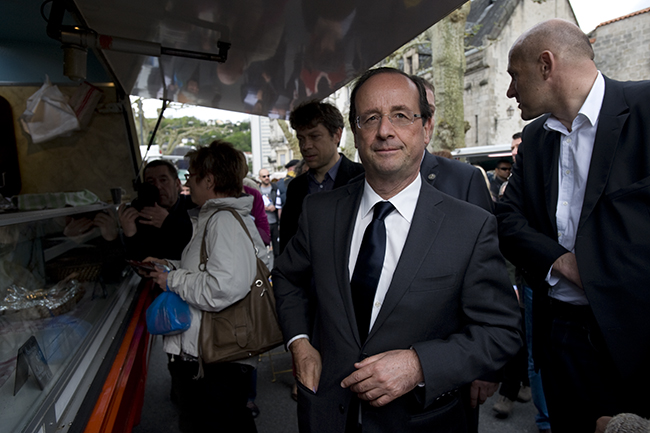 Hollande second tour.